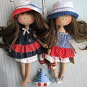 Куклы и игрушки ручной работы. Ярмарка Мастеров - ручная работа Счастье у моря. Handmade.