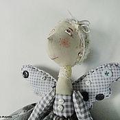 Куклы и игрушки ручной работы. Ярмарка Мастеров - ручная работа Фейка-Швейка бабуля Шпулька. Handmade.