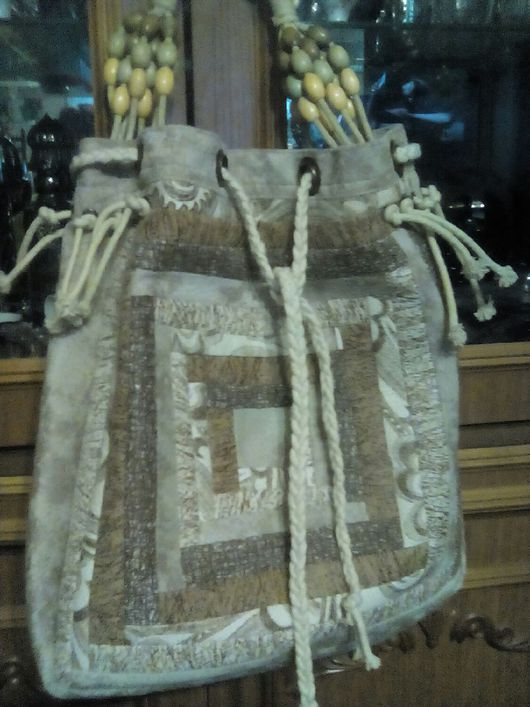 Женские сумки ручной работы. Ярмарка Мастеров - ручная работа. Купить Сумочка женская. Handmade. Бежевый, сумка женская