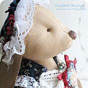 Куклы и игрушки ручной работы. Ярмарка Мастеров - ручная работа Заюшка Полли.. Handmade.