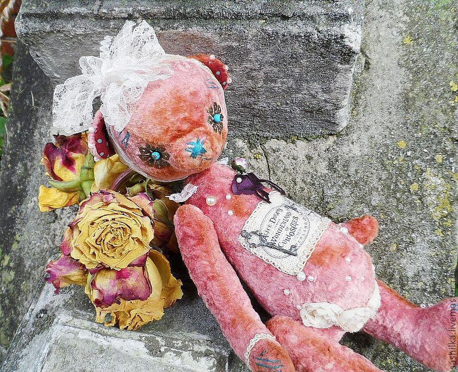 Alice in Wonderland, Мягкие игрушки, Жуковский,  Фото №1