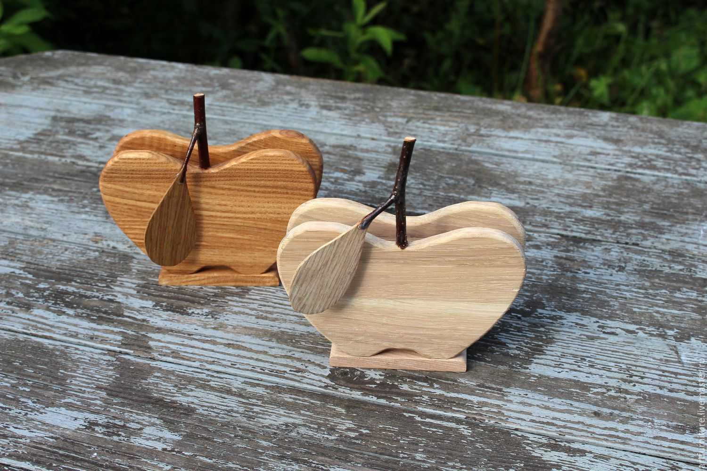 Своими руками подарки из дерева