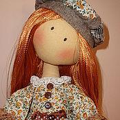 Куклы и игрушки ручной работы. Ярмарка Мастеров - ручная работа Текстильная кукла Софья. Handmade.