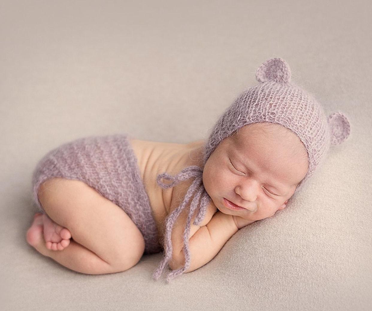 Наборы для фотосессии новорожденных