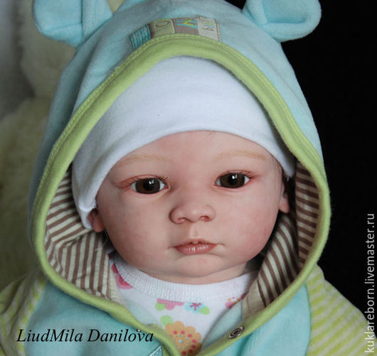 Куклы-младенцы и reborn ручной работы. Ярмарка Мастеров - ручная работа. Купить Nataly. Кукла реборн.. Handmade. Кукла реборн