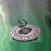 Украшения handmade. Livemaster - original item Twins pendant. Handmade.