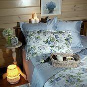 Bedding sets handmade. Livemaster - original item Set of bed linen satin