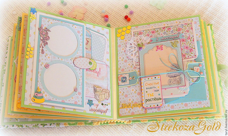 Картинки для оформления детского альбома первый год жизни