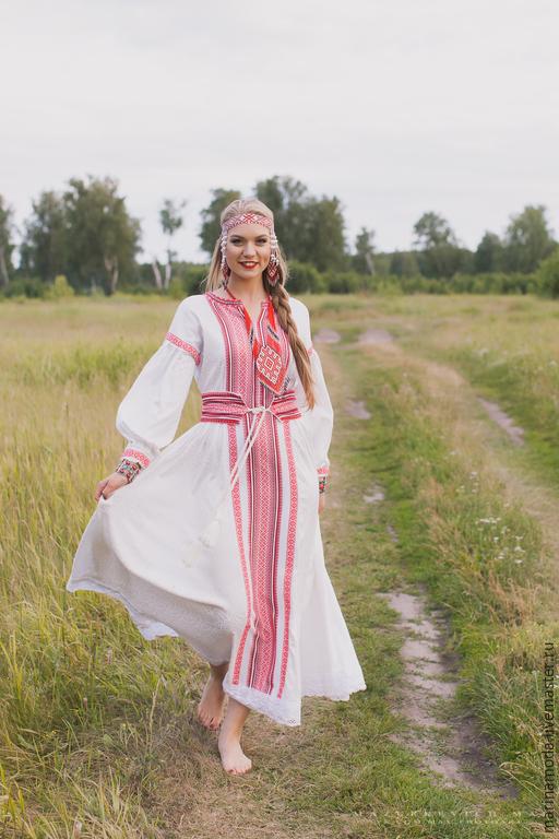 тихих одежда древних славян фото эту выдадут