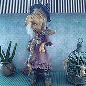 Куклы и пупсы ручной работы. Ярмарка Мастеров - ручная работа Волшебница Генгема. Handmade.
