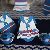"""Подарки к праздникам ручной работы. Ярмарка Мастеров - ручная работа """"По морям, по волнам"""". Handmade."""