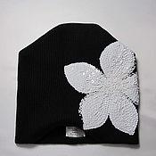 Аксессуары handmade. Livemaster - original item Hats knitted Glamour. Handmade.