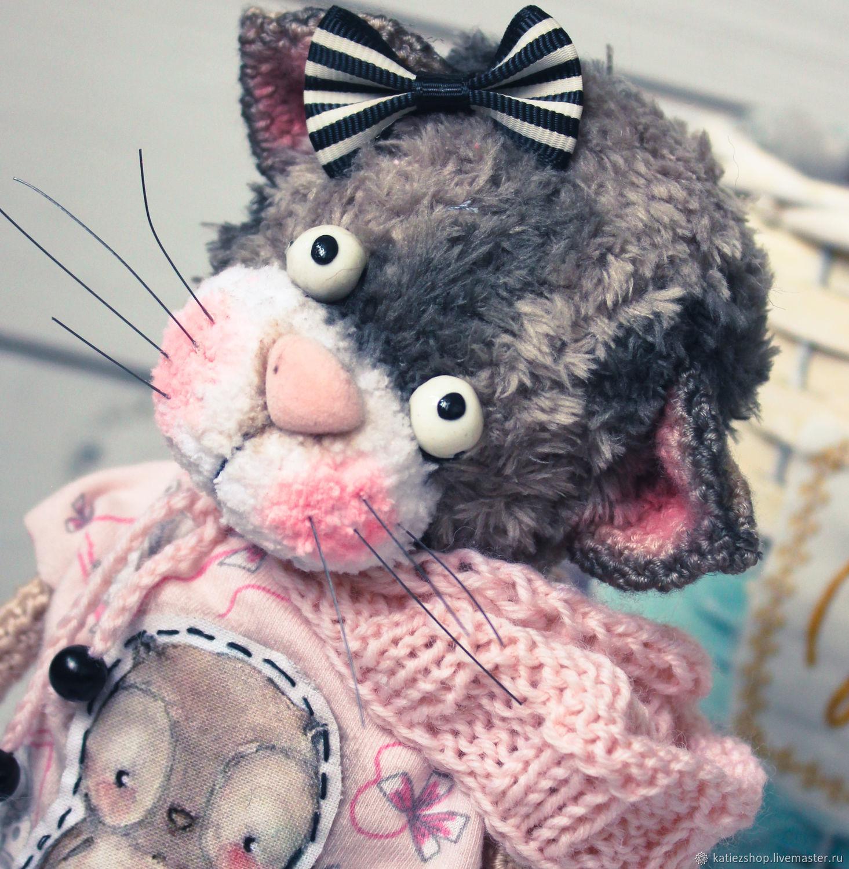 Котейка, Мягкие игрушки, Благовещенск,  Фото №1