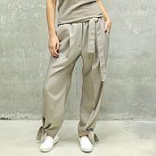 Одежда handmade. Livemaster - original item Women`s trousers Modnica. Handmade.