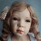 Куклы и игрушки handmade. Livemaster - original item Anulka by Zofia & Henry Zawieruszynski. Handmade.