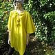Большие размеры ручной работы. Заказать Платье жёлтое.Платье большого размера,Платье нарядное, женская одежда. 2ubeauty. Ярмарка Мастеров.