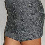 Одежда ручной работы. Ярмарка Мастеров - ручная работа юбка-коротышка. Handmade.