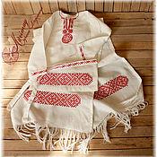 Работы для детей, ручной работы. Ярмарка Мастеров - ручная работа Комплект для мальчика с вышивкой славянских символов. Handmade.