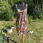 Винтаж handmade. Livemaster - original item Ethnics. Sundress by Ann Taylor. USA. Vintage.. Handmade.