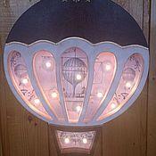 Для дома и интерьера handmade. Livemaster - original item Balloon night light. Handmade.