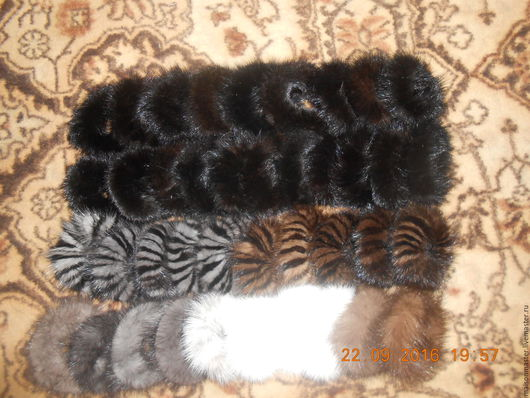 Заколки ручной работы. Ярмарка Мастеров - ручная работа. Купить Резинка для волос Зебра. Handmade. Изделия ручной работы, для девушки