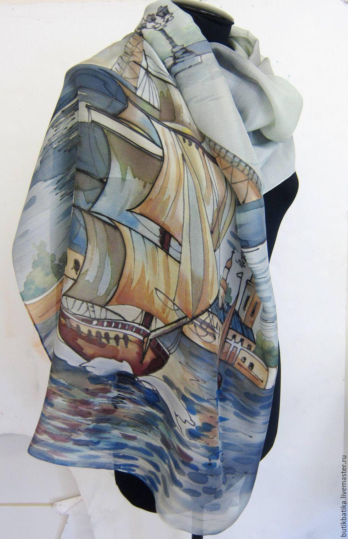 хорошие шелковые платки