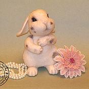 Куклы и игрушки ручной работы. Ярмарка Мастеров - ручная работа кроля  Шания. Handmade.