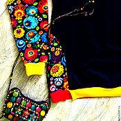 Одежда ручной работы. Ярмарка Мастеров - ручная работа Свитшот для мамы. Handmade.