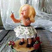 Куклы и игрушки handmade. Livemaster - original item Interior doll Butterfly. Handmade.