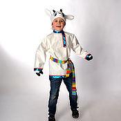 Работы для детей, ручной работы. Ярмарка Мастеров - ручная работа Козленок или козлята (костюм театральный, карнавальный). Handmade.
