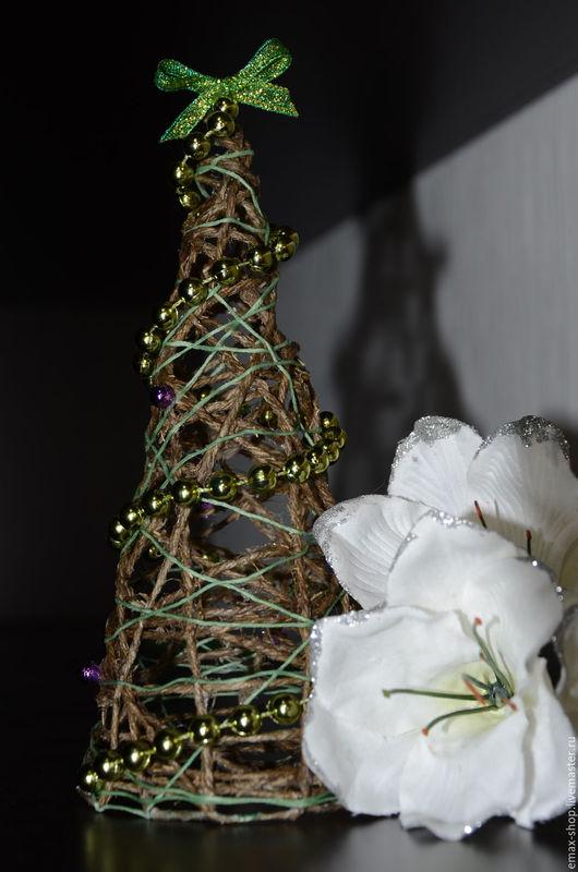 """Новый год 2017 ручной работы. Ярмарка Мастеров - ручная работа. Купить Елка новогодняя  """"Загадочный лес"""". Handmade. Елка"""