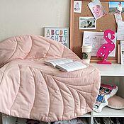 Игровой коврик ручной работы. Ярмарка Мастеров - ручная работа Коврик лист (одеялко). Handmade.