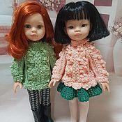 """Куклы и игрушки ручной работы. Ярмарка Мастеров - ручная работа Туника """"Шишка в ромбе. Handmade."""