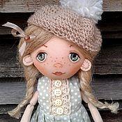 Куклы и игрушки ручной работы. Ярмарка Мастеров - ручная работа Текстильная кукла. Интерьерная кукла. Авторская кукла.. Handmade.