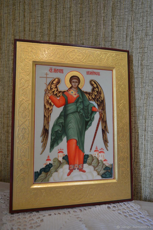 Св. Ангел Хранитель, Иконы, Иваново,  Фото №1