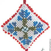 Фен-шуй и эзотерика handmade. Livemaster - original item Cornflowers - a talisman to protect vision. Handmade.