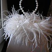 Свадебный салон ручной работы. Ярмарка Мастеров - ручная работа Свадебная сумочка. Handmade.