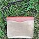 Женские сумки ручной работы. Сумка RNm86s 217. ticoto. Ярмарка Мастеров. Сумка из натуральной кожи, бежевый цвет