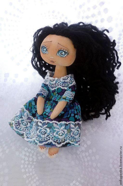 Коллекционные куклы ручной работы. Ярмарка Мастеров - ручная работа. Купить Восток- дело тонкое.... Handmade. Кукла ручной работы