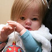 Куклы и игрушки ручной работы. Ярмарка Мастеров - ручная работа кукла -reborn АрианнаПРОДАНА. Handmade.