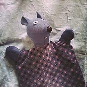 """Куклы и игрушки ручной работы. Ярмарка Мастеров - ручная работа Куклы-перчатки """"Теремок"""". Handmade."""