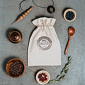 Сувениры и подарки handmade. Livemaster - original item Gift wrap Bag tissue gift bag 20 x 30 cm. Handmade.