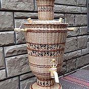 Для дома и интерьера ручной работы. Ярмарка Мастеров - ручная работа Самовар. Handmade.
