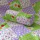 """Текстиль, ковры ручной работы. Ярмарка Мастеров - ручная работа. Купить одеяло лоскутное """"ромашки"""". Handmade. Разноцветный, одеяло для девочки"""