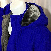 Одежда handmade. Livemaster - original item jacket knitted. Handmade.