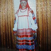 Одежда ручной работы. Ярмарка Мастеров - ручная работа Костюм фольклорный, сценический. Handmade.