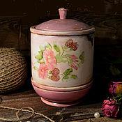 Jars handmade. Livemaster - original item Pot