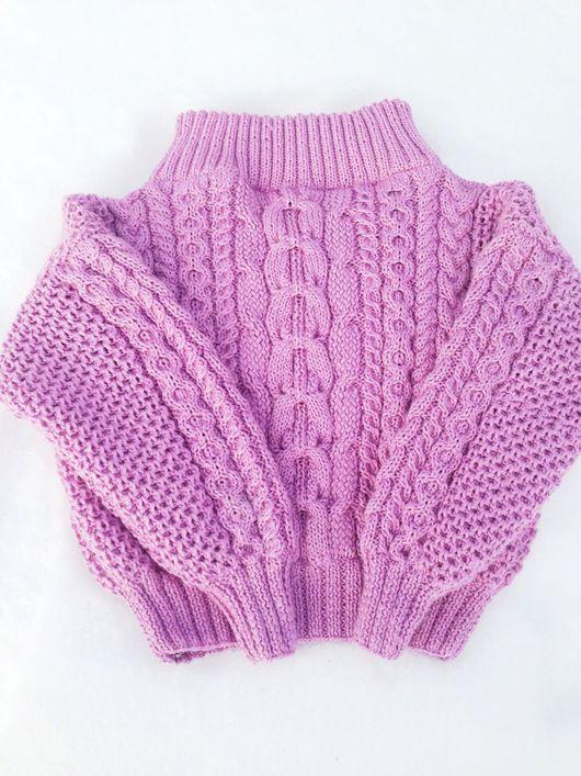 Кофты и свитера ручной работы. Ярмарка Мастеров - ручная работа. Купить Свитер в стиле Ruban. Handmade. Свитер, свитер женский