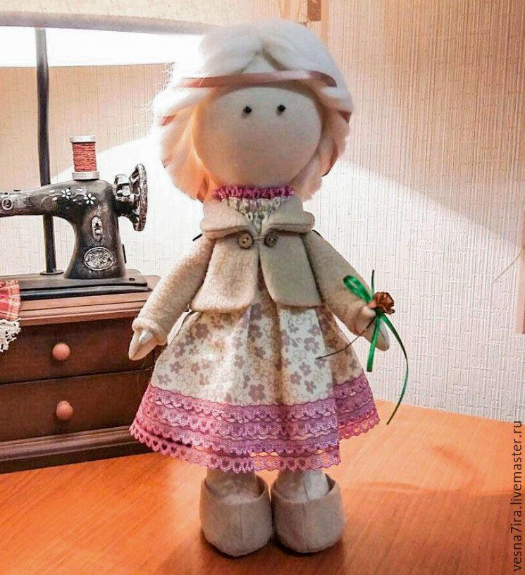 Все для пошива текстильных кукол купить