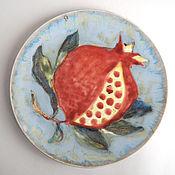 Посуда handmade. Livemaster - original item Plate